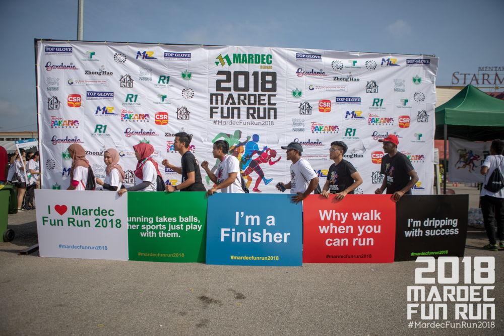 MARDEC Fun Run 2018