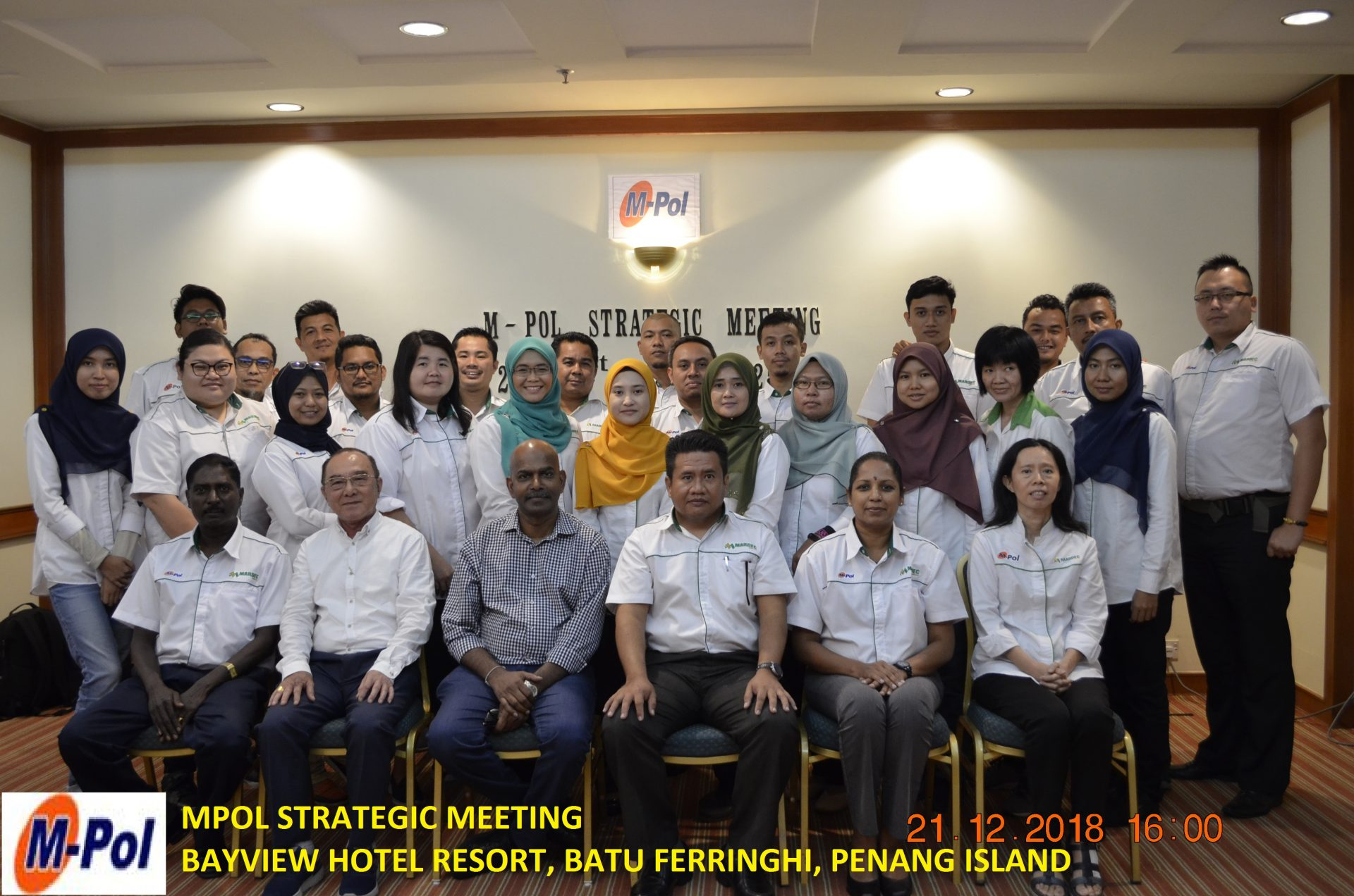 MPOL STRATEGY MEETING 2018/2019